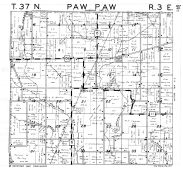 Paw Paw Township, DeKalb County 1947